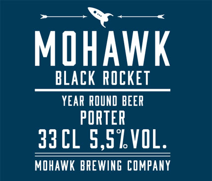 Mohawk Black Rocket Porter