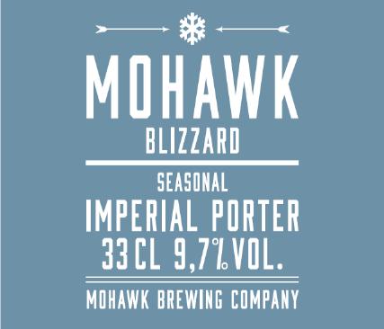 Mohawk Blizzard
