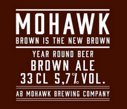 Mohawk Brown is The New Brown