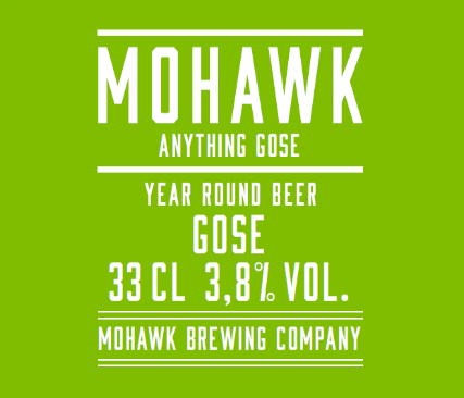 Mohawk Anything Gose