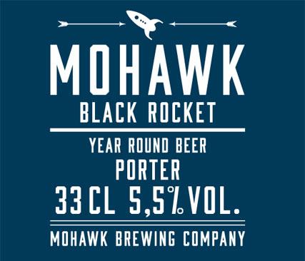 Mohawk Black Rocket Porter